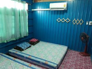 [サラクペット ベイ]一軒家(250m2)| 3ベッドルーム/1バスルーム Baan Paplearn homestay koh chang 01