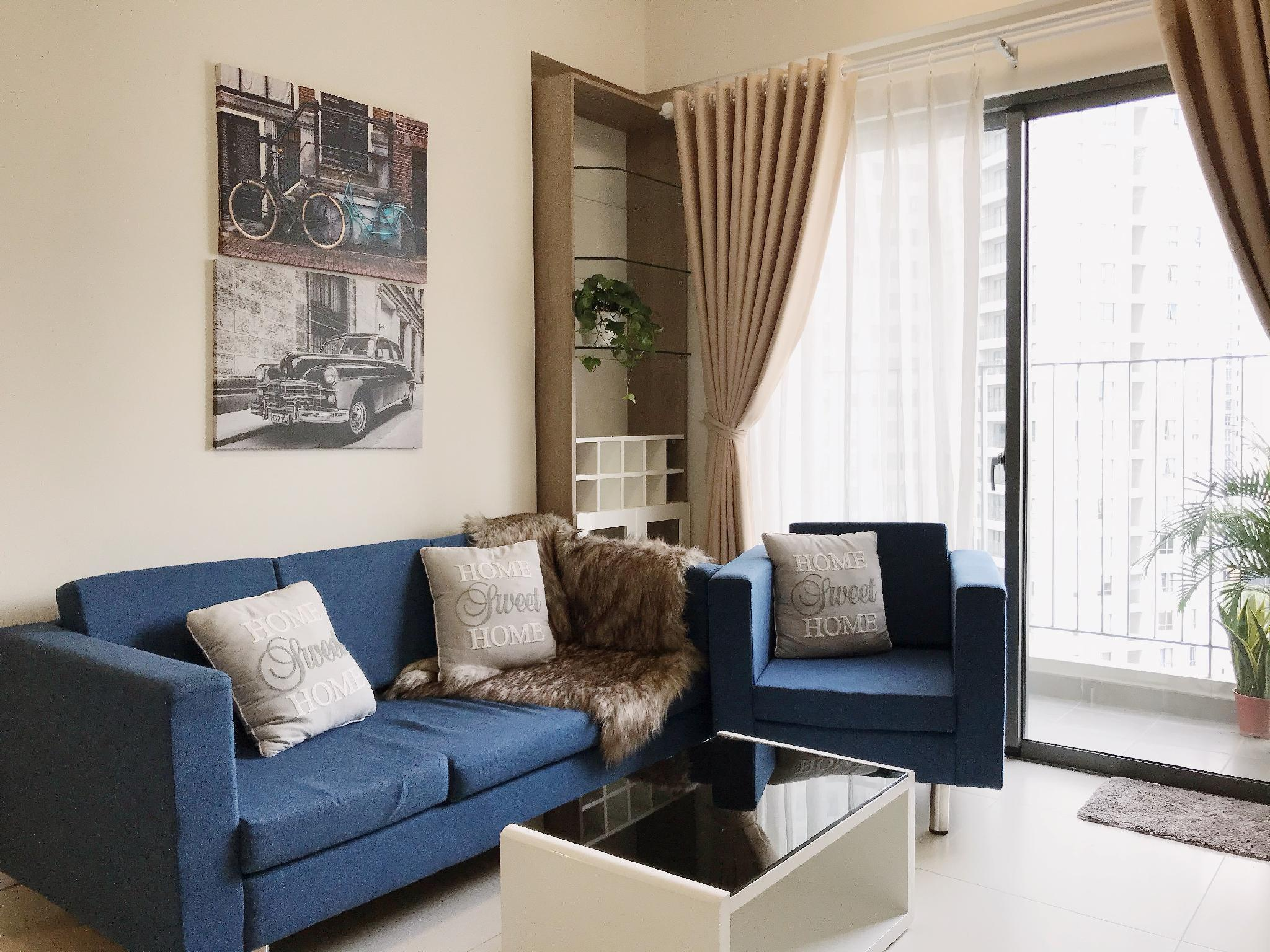 Elegant apartment with nice view