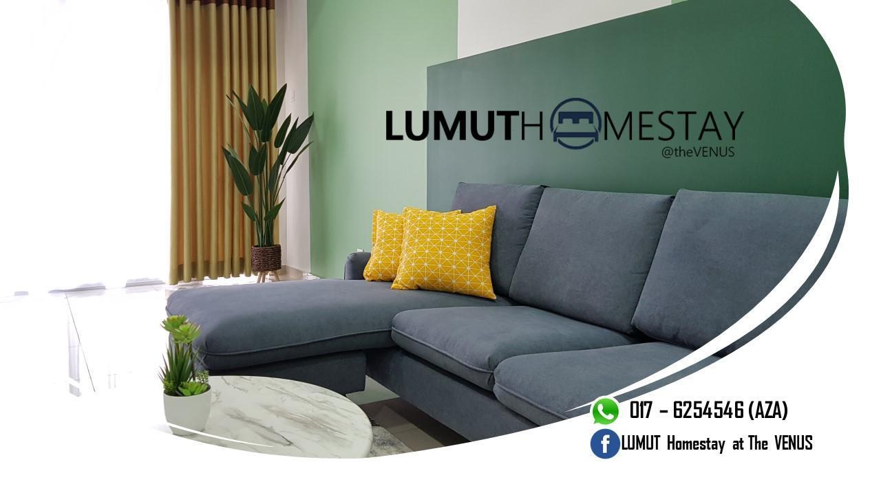 LUMUT Homestay@the VENUS – Spacious|3BDR|JetiLumut