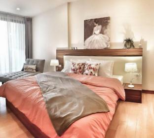 [チャンカラン]アパートメント(52m2)| 1ベッドルーム/1バスルーム Astra Family Room near Night Bazaar