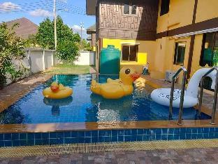 [フアイヤイ]ヴィラ(480m2)| 5ベッドルーム/5バスルーム Friendly land pool villa