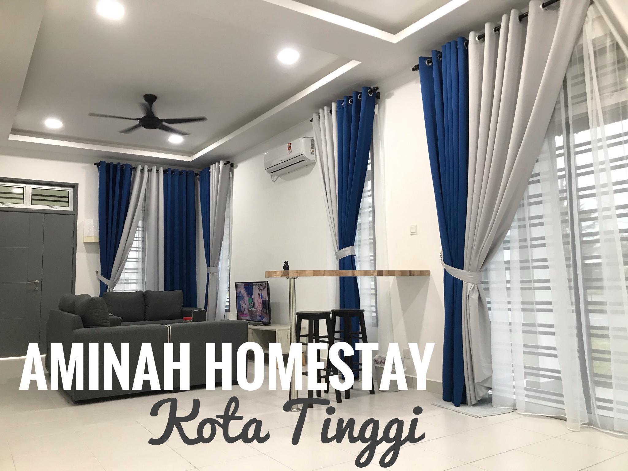 Aminah Homestay Kota Tinggi