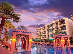 [ホアヒン市内中心地]アパートメント(45m2)| 1ベッドルーム/1バスルーム Marrakesh One Bedroom Garden Access