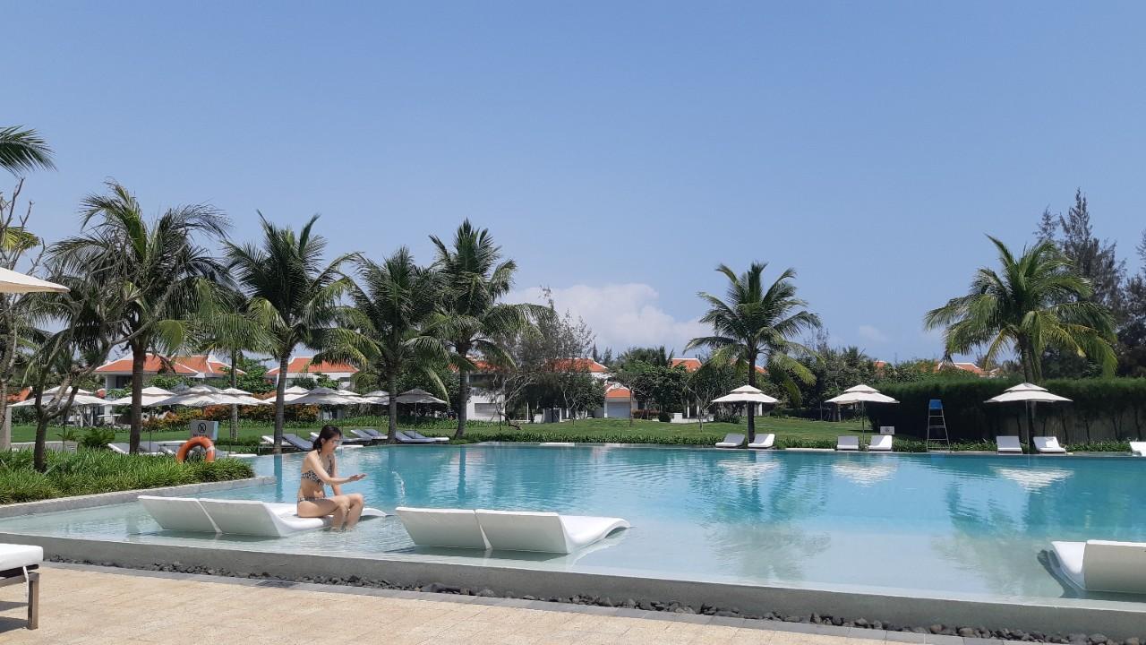 The Ocean Villas 5*resort Apartment Private Beach