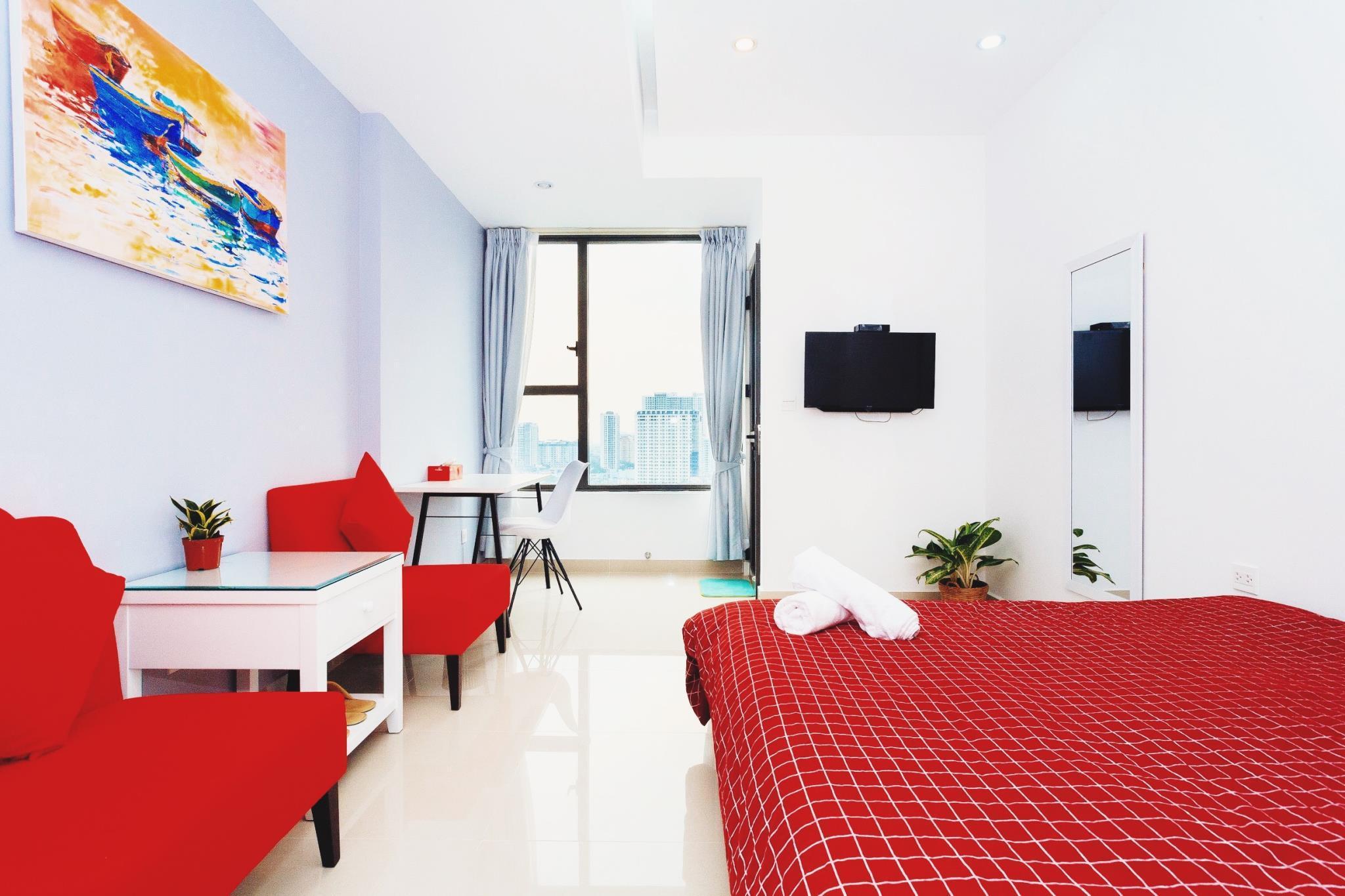 2Creamy Central Rivergate Apartment Near Dist1