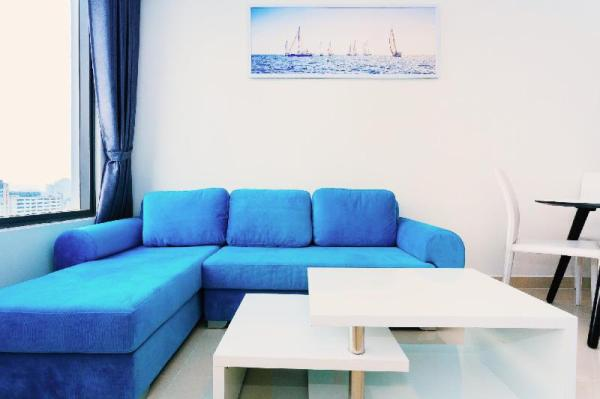 #Creamy Apartment near Ben Thanh Market Ho Chi Minh City