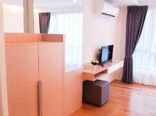[スクンビット]スタジオ アパートメント(28 m2)/1バスルーム Comfy Center Bangkok BTS Sukhumvit