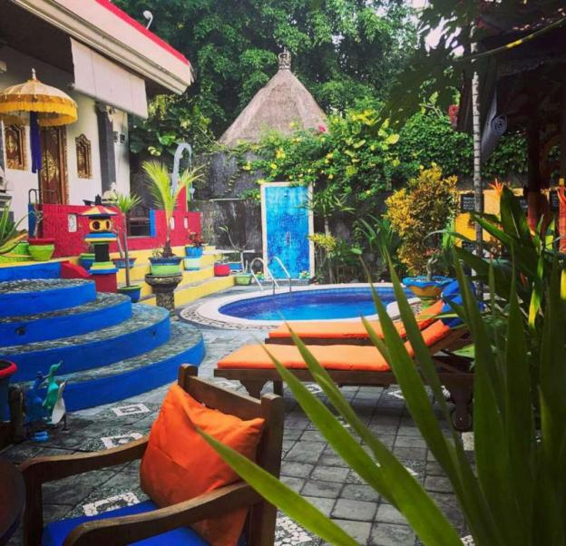 Kubu Pilatus Inn - Room 2