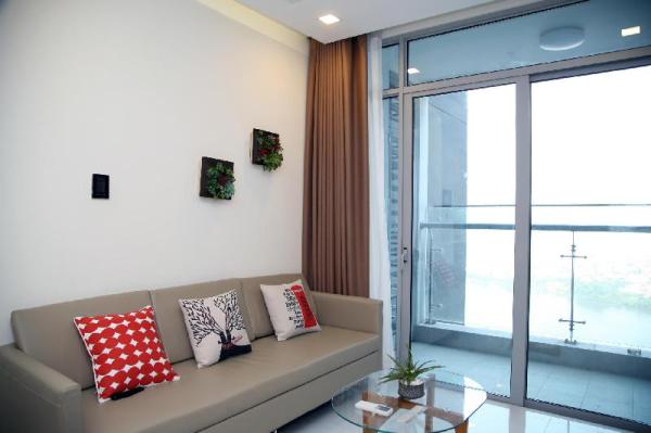 FIVE STAR 2-BR view River&Park warmly WELCOME HOME Ho Chi Minh City