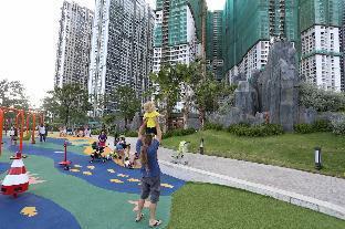 Cozy Condo -Free Pool Gym Park Near Central HCMC