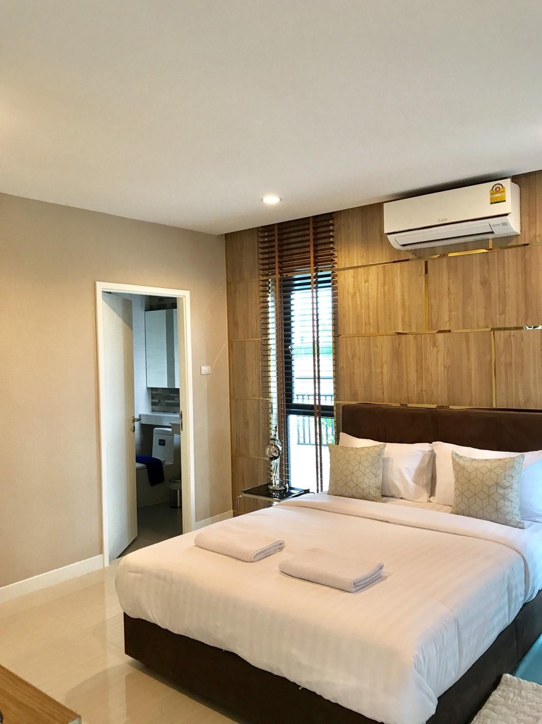 Review Villa Ozone Pattaya No.41(3Bed,4Bath,Private Pool)