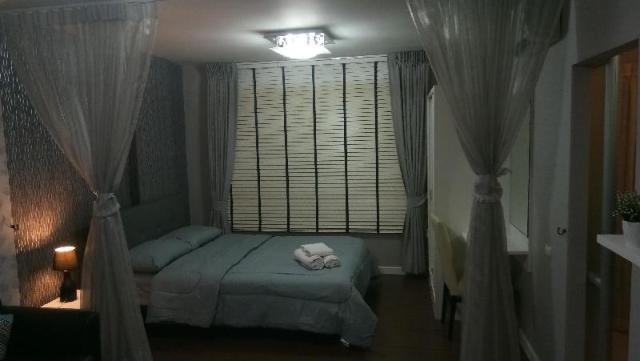 อพาร์ตเมนต์ 1 ห้องนอน 1 ห้องน้ำส่วนตัว ขนาด 26 ตร.ม. – ใจกลางเมืองหัวหิน – Condo for rent daily and monthly.by mee pooh