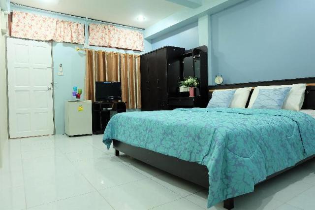 อพาร์ตเมนต์ 1 ห้องนอน 1 ห้องน้ำส่วนตัว ขนาด 23 ตร.ม. – ธนบุรี – SIRIPLACE APARTMENT Bang khunnon
