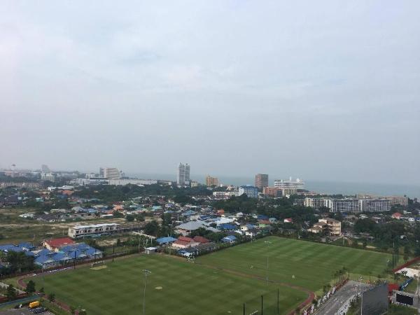 16th Flr Amazing True Arena & Ocean View KF327 Hua Hin