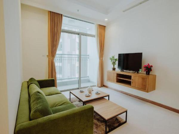 The Berry Luxury Apartments-2 bedrooms Vinhome L1  Ho Chi Minh City