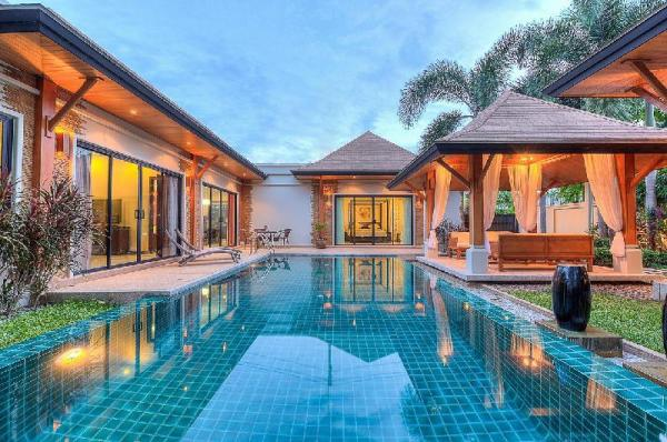 3 bedroom pool villa Namjai by PLH Phuket Phuket
