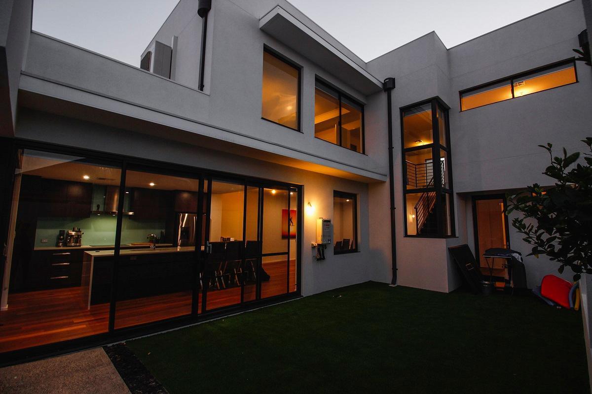 South Beach Pool House