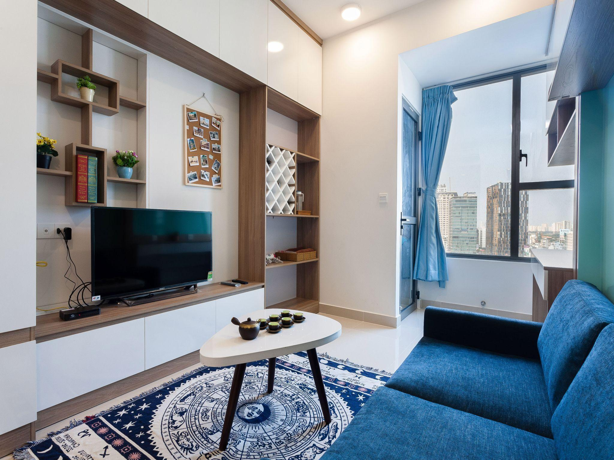 1  Alina Apartment Near To Ben Thanh For 2 3 Pax