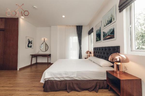 D3-BRAND NEW PREMIUM COMO SERVICE APARTMENT NEARD1 Ho Chi Minh City
