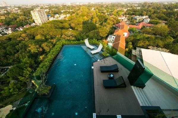 Astra Pool View Family Room by Phatcha  Chiang Mai