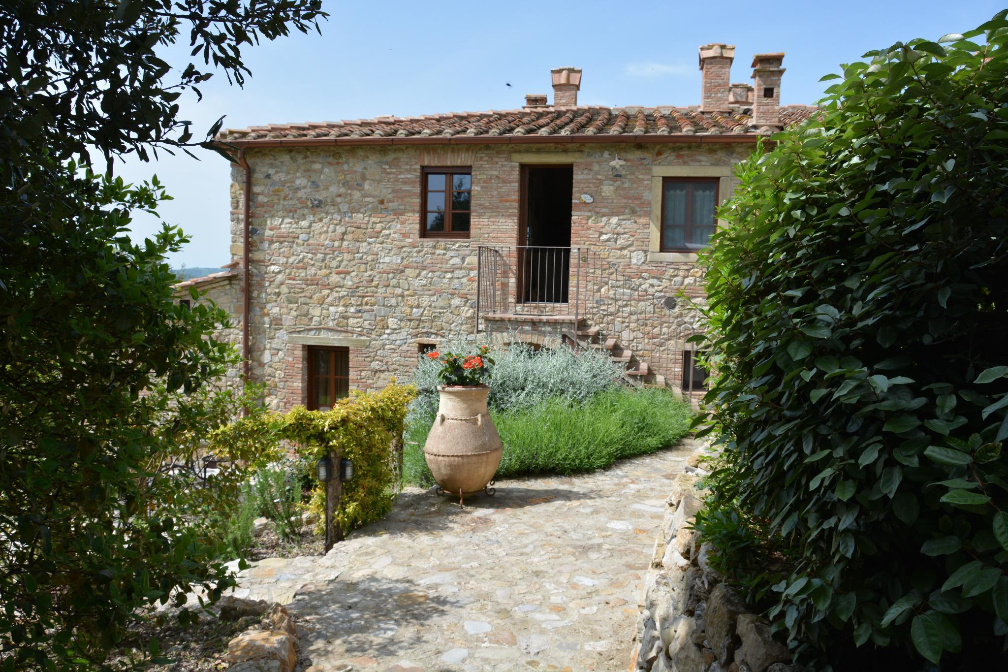 Casa Bartoli @ Borgo Mummialla Your Tuscan Home