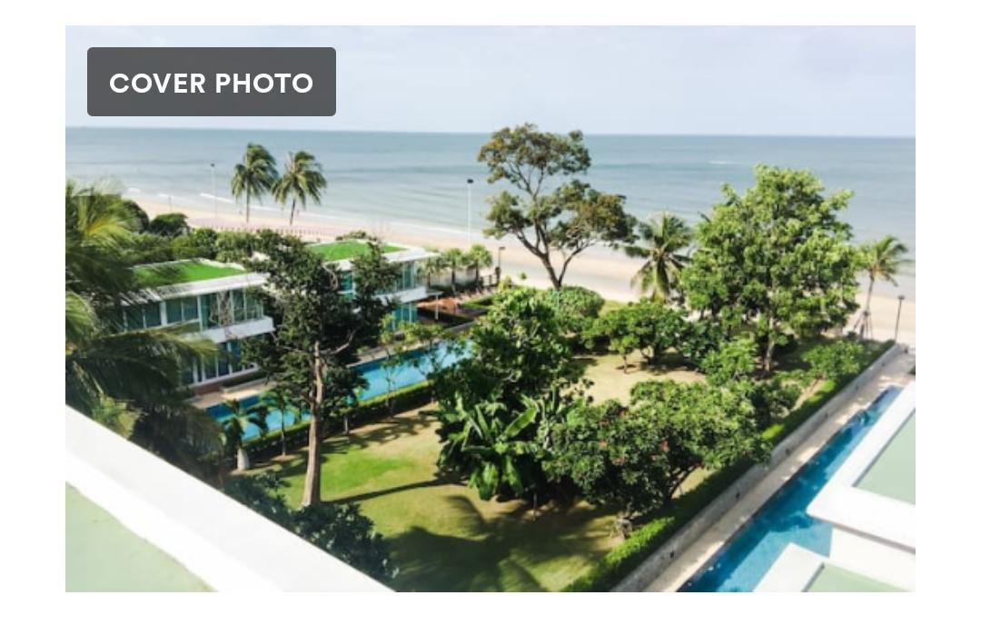 About Huahin New Condo sea view