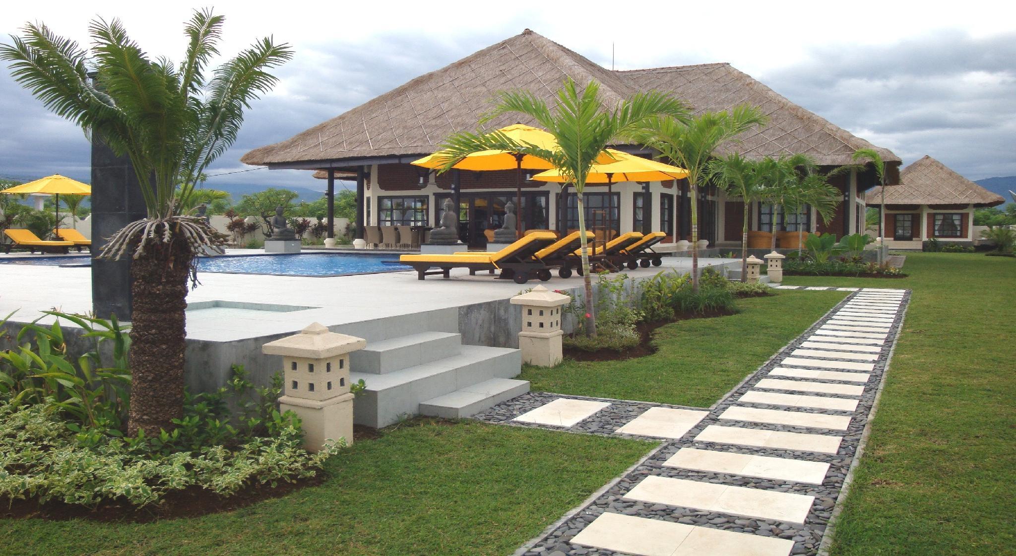 Villa Pelangi Bali Direct Aan Zee Gelegen