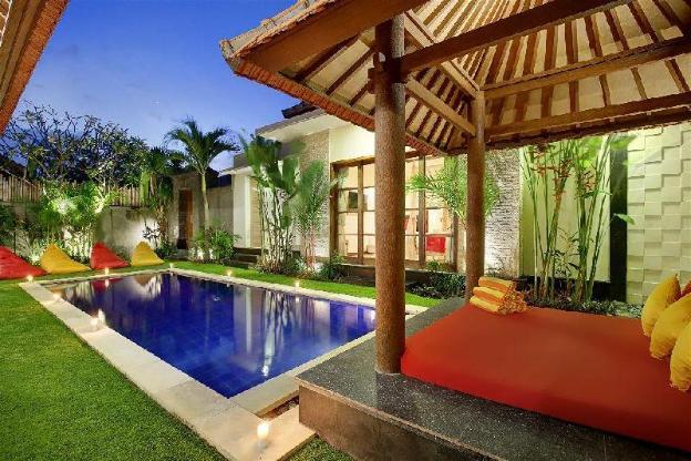 3BR - Villa Ergu - in the Heart of Seminyak,Bali