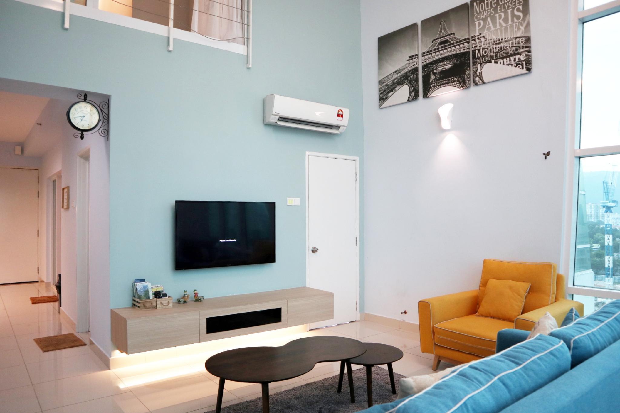 Venice Duplex @ Georgetown Maritime Suite
