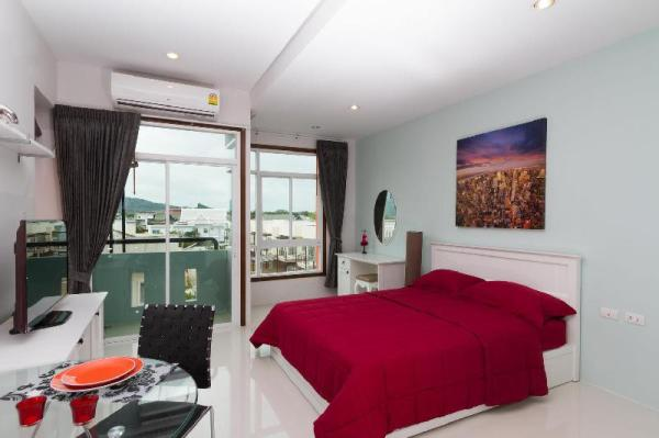Studio Apartment The Bell Chalong Phuket