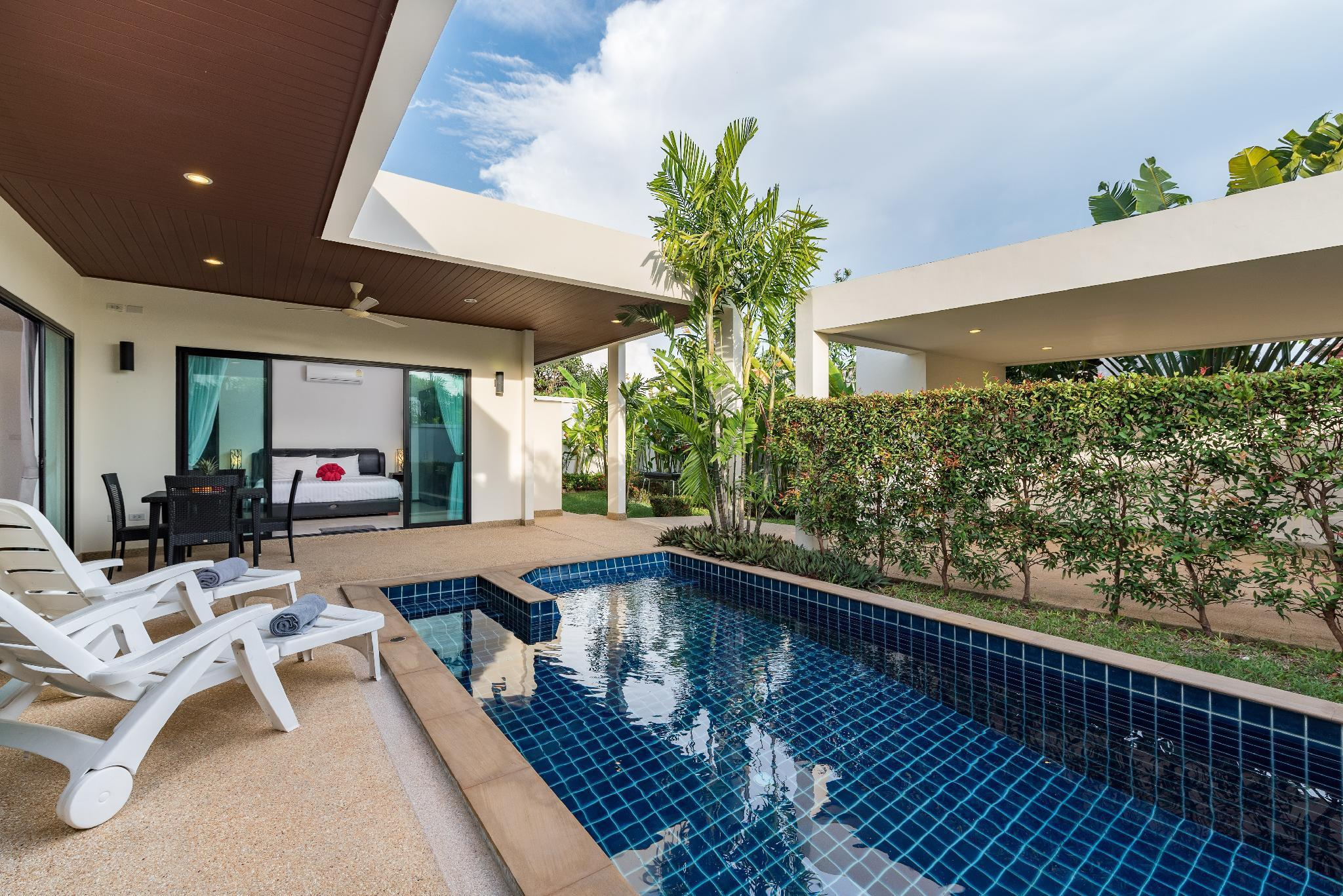 Tropical 3br Boutique Pool Villa by Intira Villas Tropical 3br Boutique Pool Villa by Intira Villas