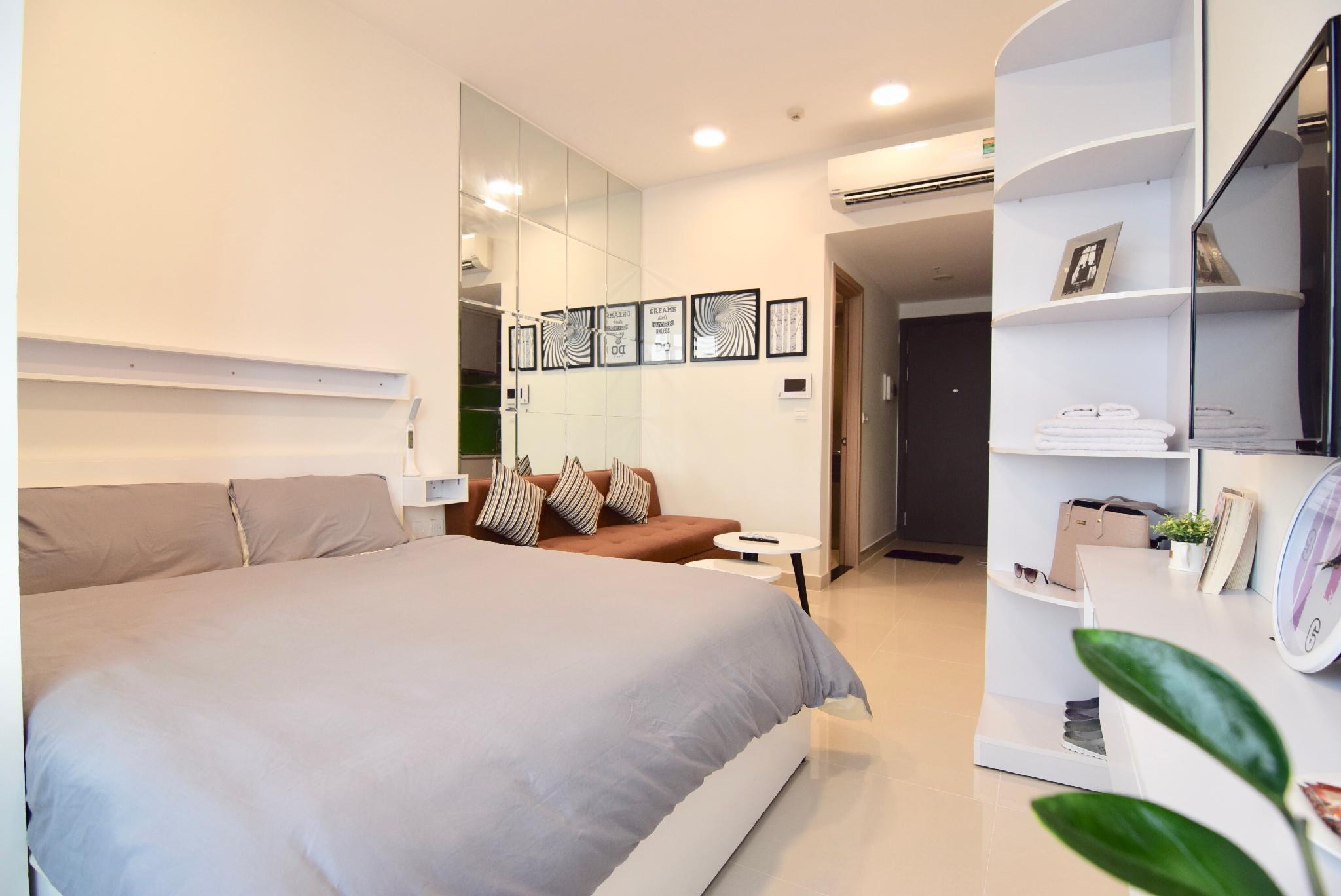 Chau Apartment FREE Pool And Gym Netflix Bui Vien