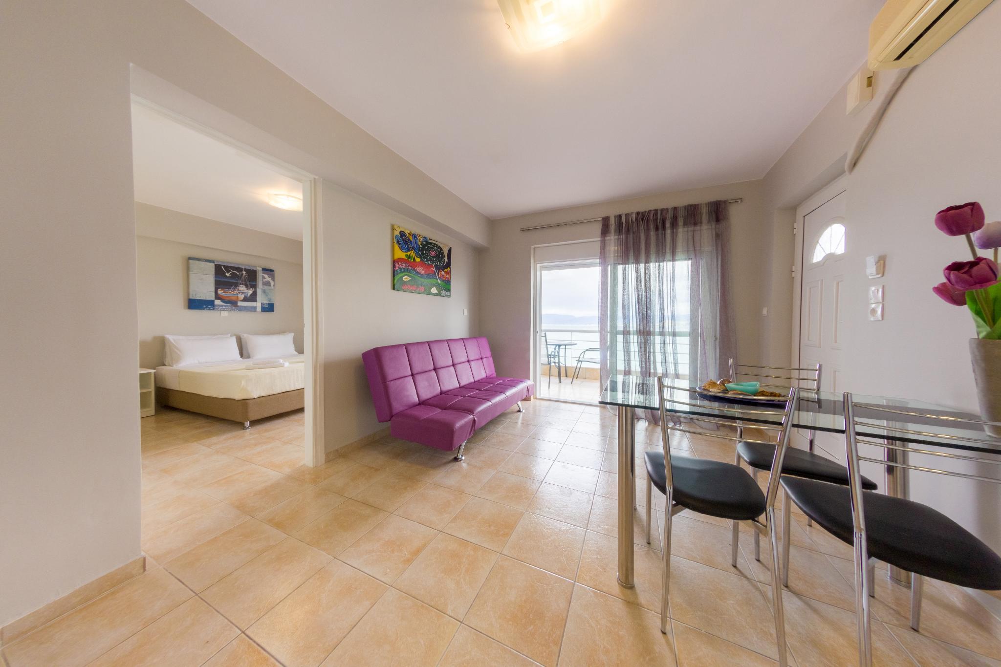 Kiveri Apartments   Seaside Modern Apart SeaView