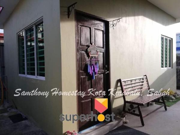 Samthony homestay Kota Kinabalu sabah Kota Kinabalu