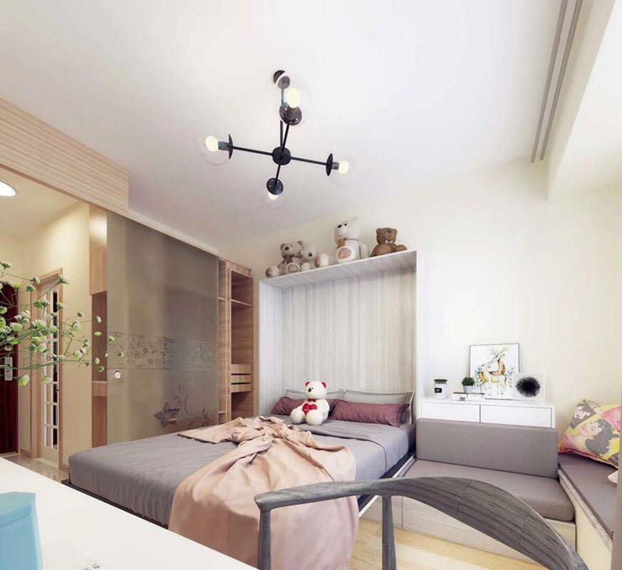 Cbd Wanda Theme Apartments Are Easily Accessible