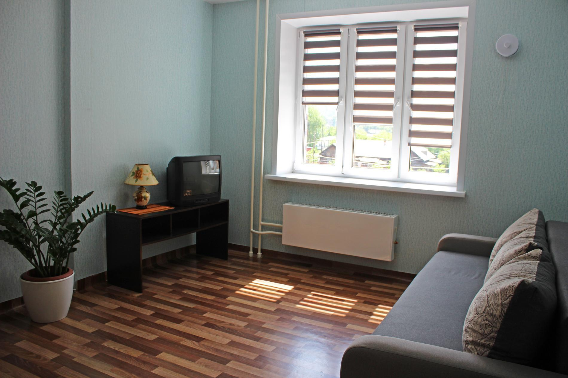 Spacious One room Apartment In A New House