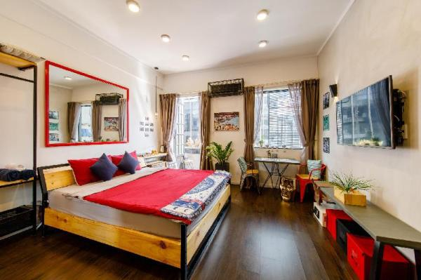 Charming HISTORICAL LOFT in the heart of the city Ho Chi Minh City