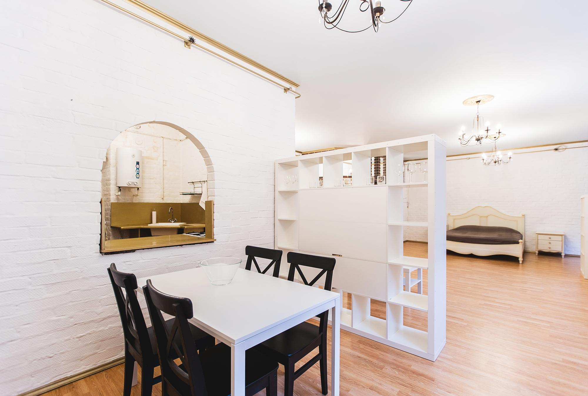 Apartment In The Historical Place Of St.Petersburg