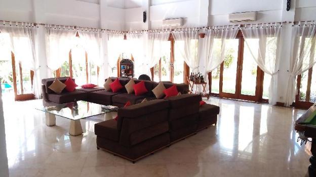 unique spacious 5 bedrooms villa in south Bali,