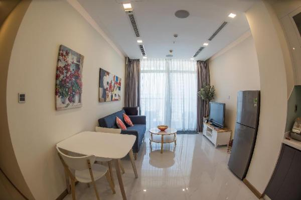 Strawberry house, luxury 1BR apartment Ho Chi Minh City