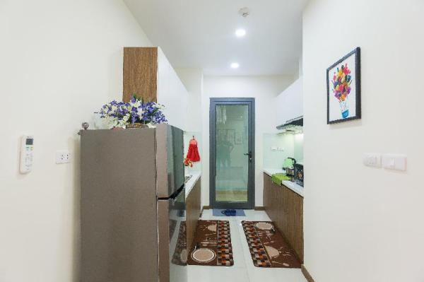 VISTAY006#Apartment 2BR at ECO GREEN#Comfortable Hanoi