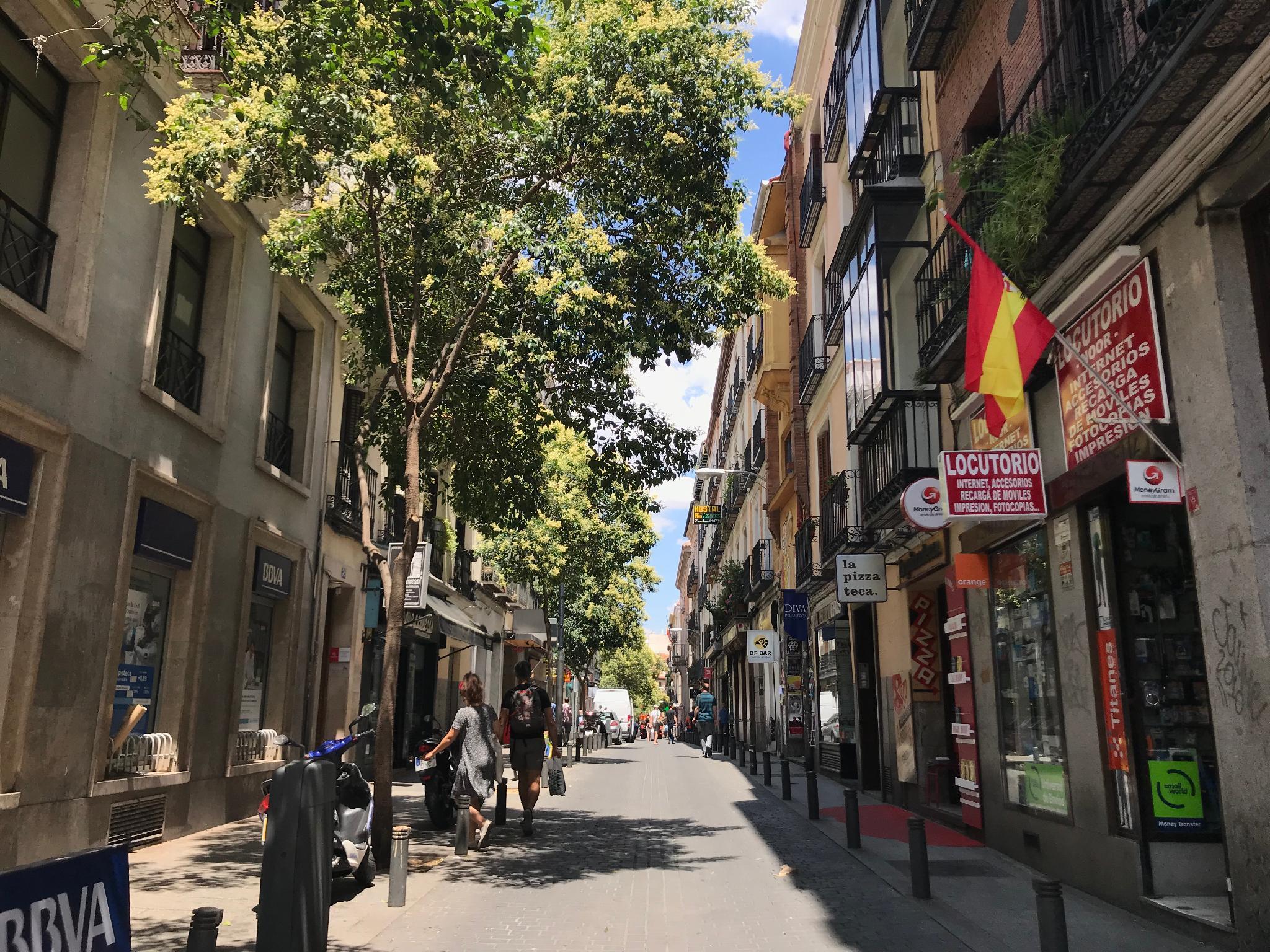 Apartamento Antelope Madrid