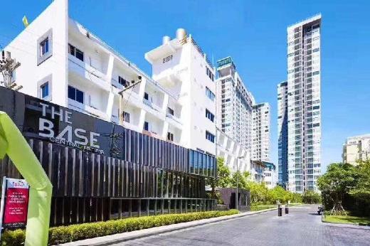 Pattaya web star Apartment/The base/boundless pool