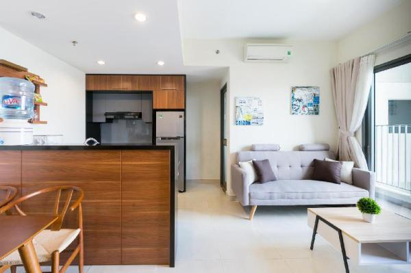 *Chez Minh* Quiet&Relaxed 2BR in D2 Ho Chi Minh City