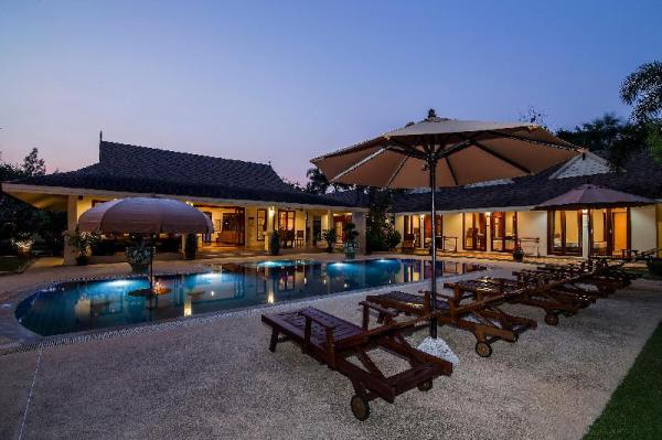 Private Villa With Big Pool, Perfect For Families Hua Hin