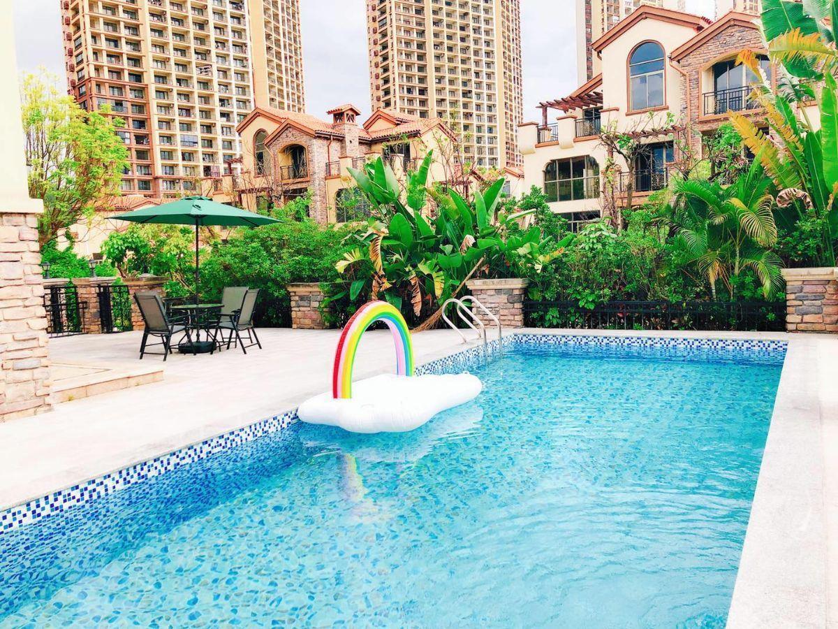 Huizhou Fuli Bay Deluxe private pool  villa Reviews