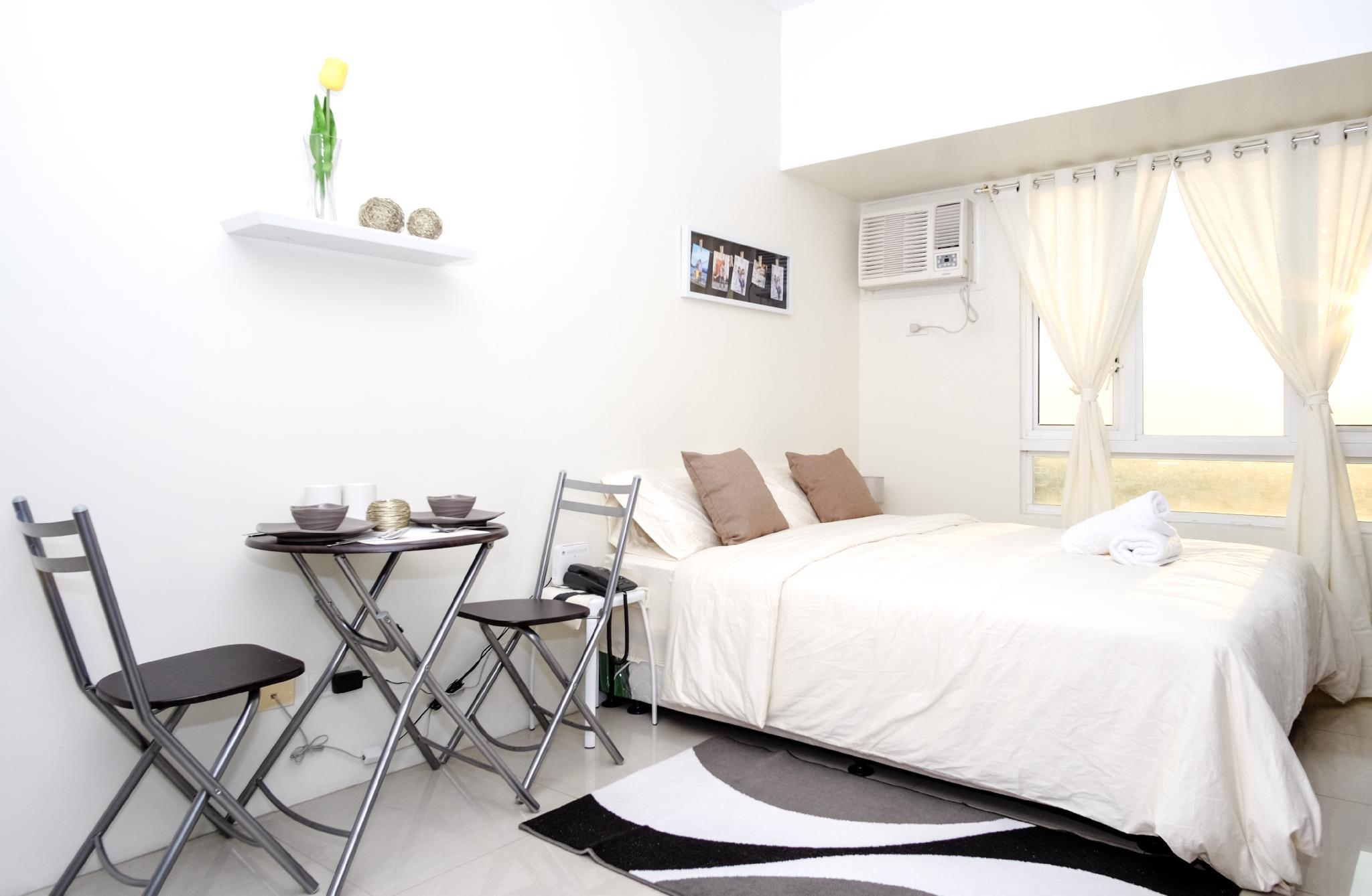 Studio Unit At The Beacon Makati With Free WiFi