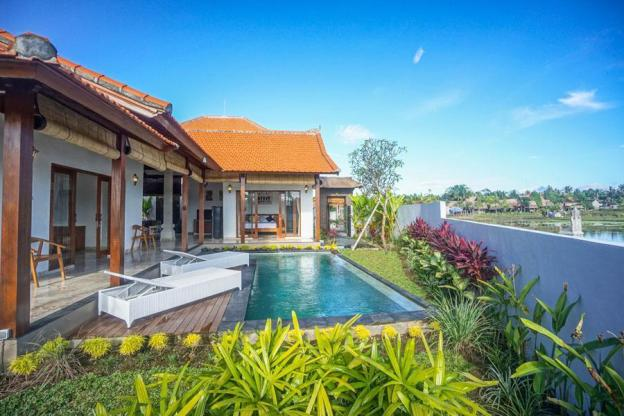 2BR Beautiful Private Villa with views in Ubud