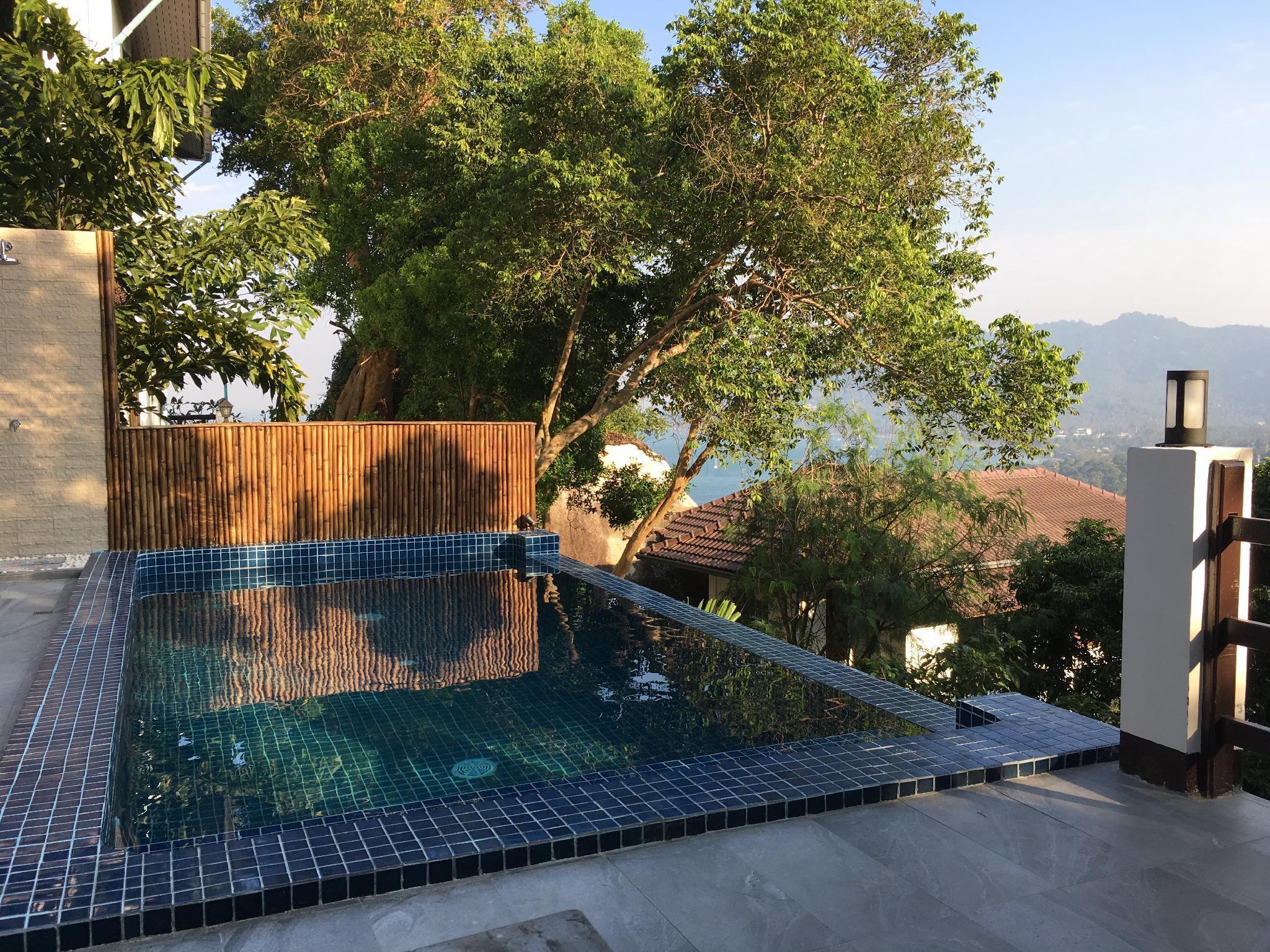 Stunning Frangipani Pool Villa Koh Tao Stunning Frangipani Pool Villa Koh Tao
