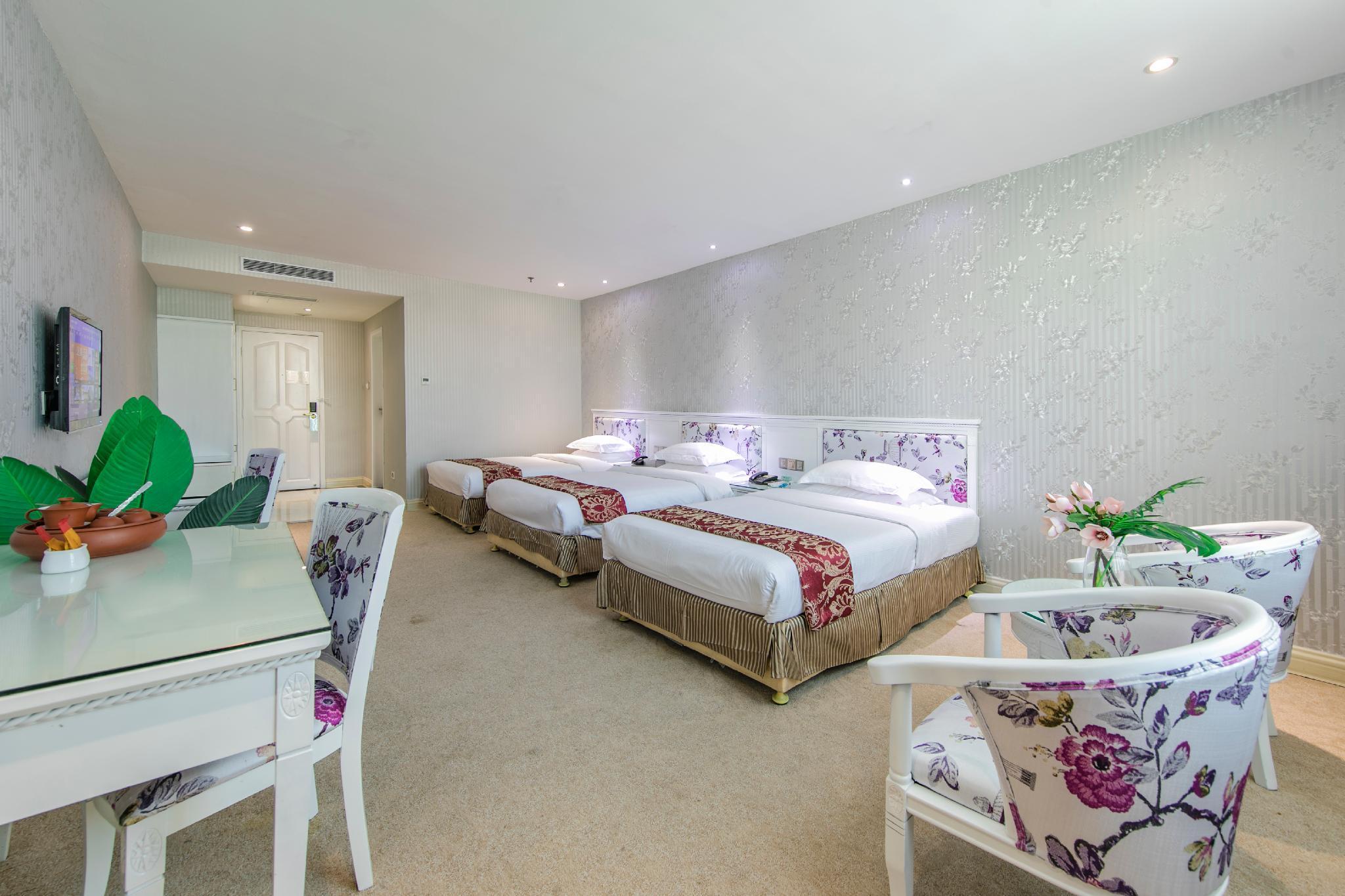 Huadu Huadued Room